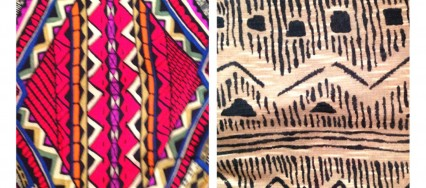 tribal print
