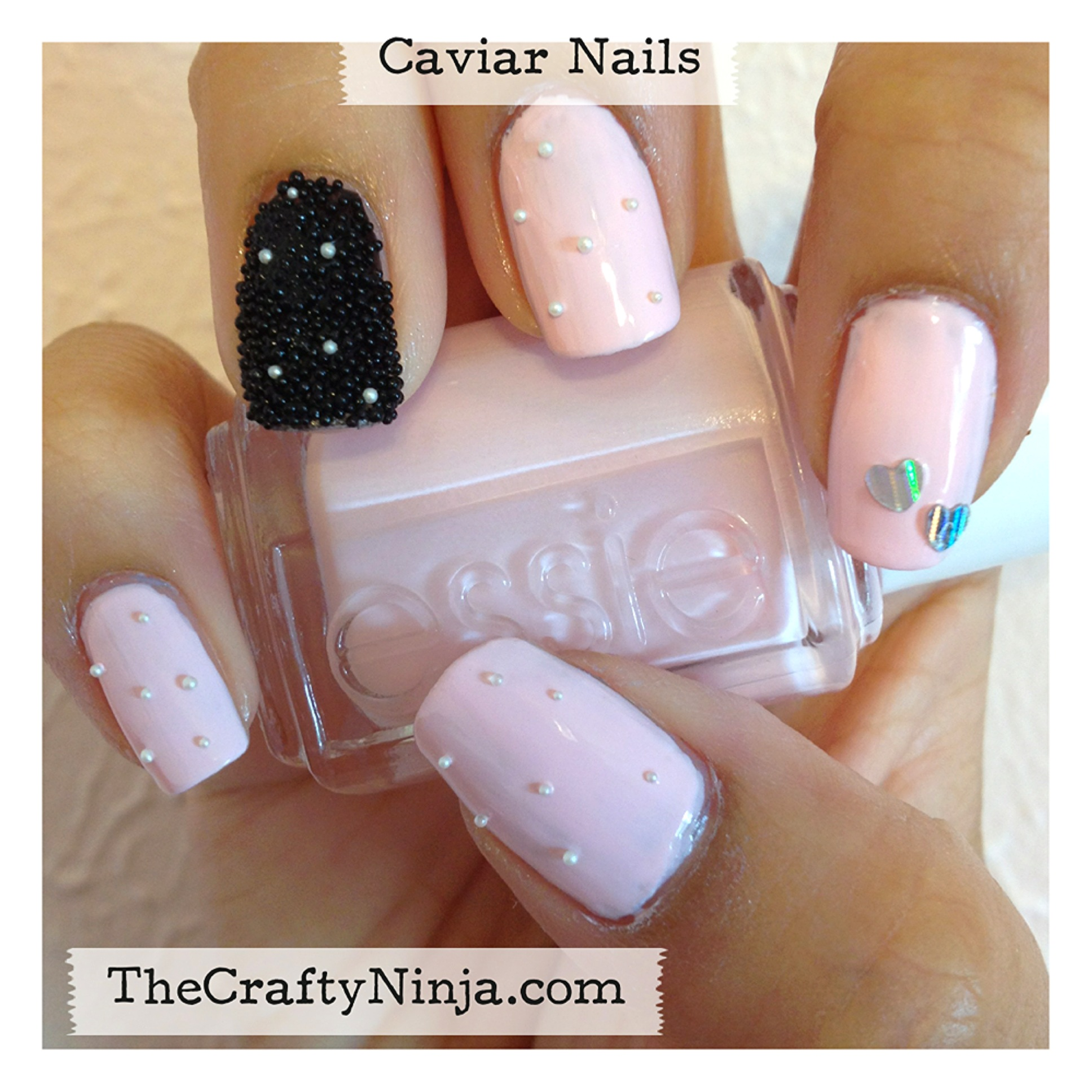 Caviar Nails The Crafty Ninja