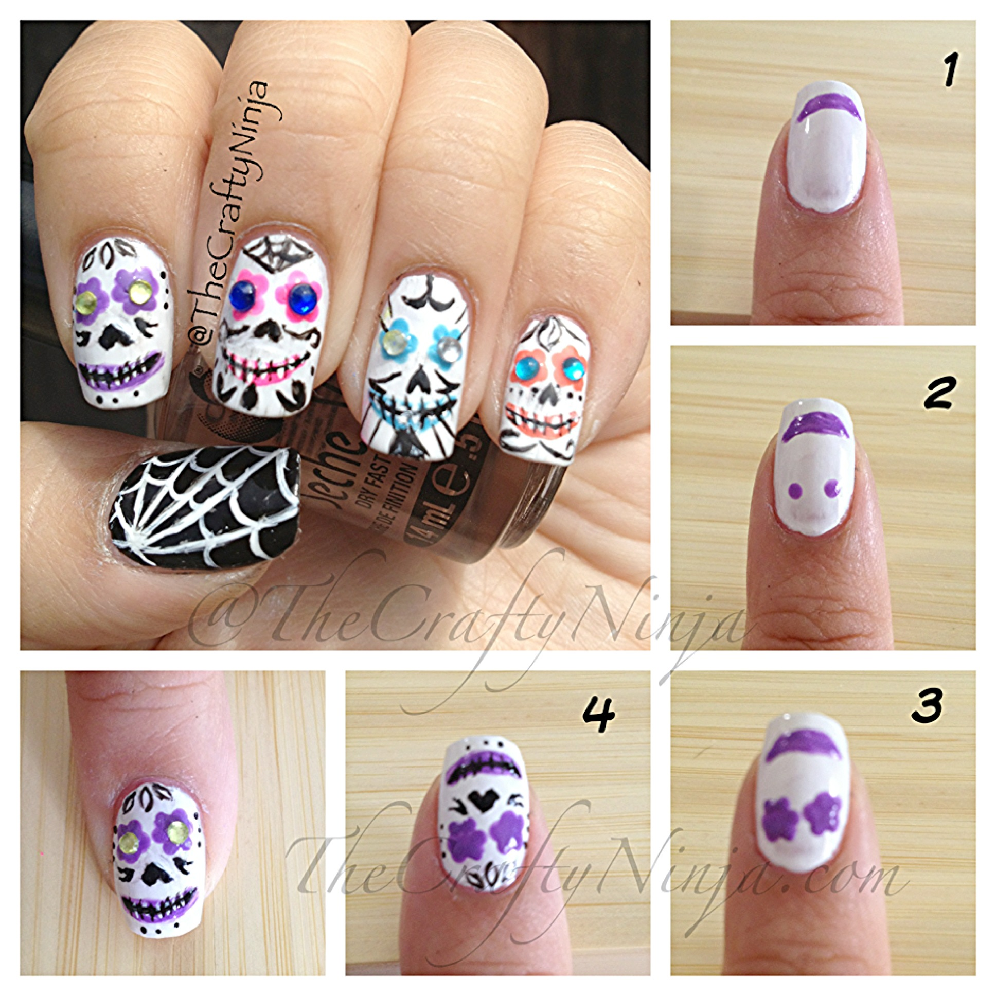 Walgreens Halloween Nail Polish: Halloween Nail Decals Walgreens