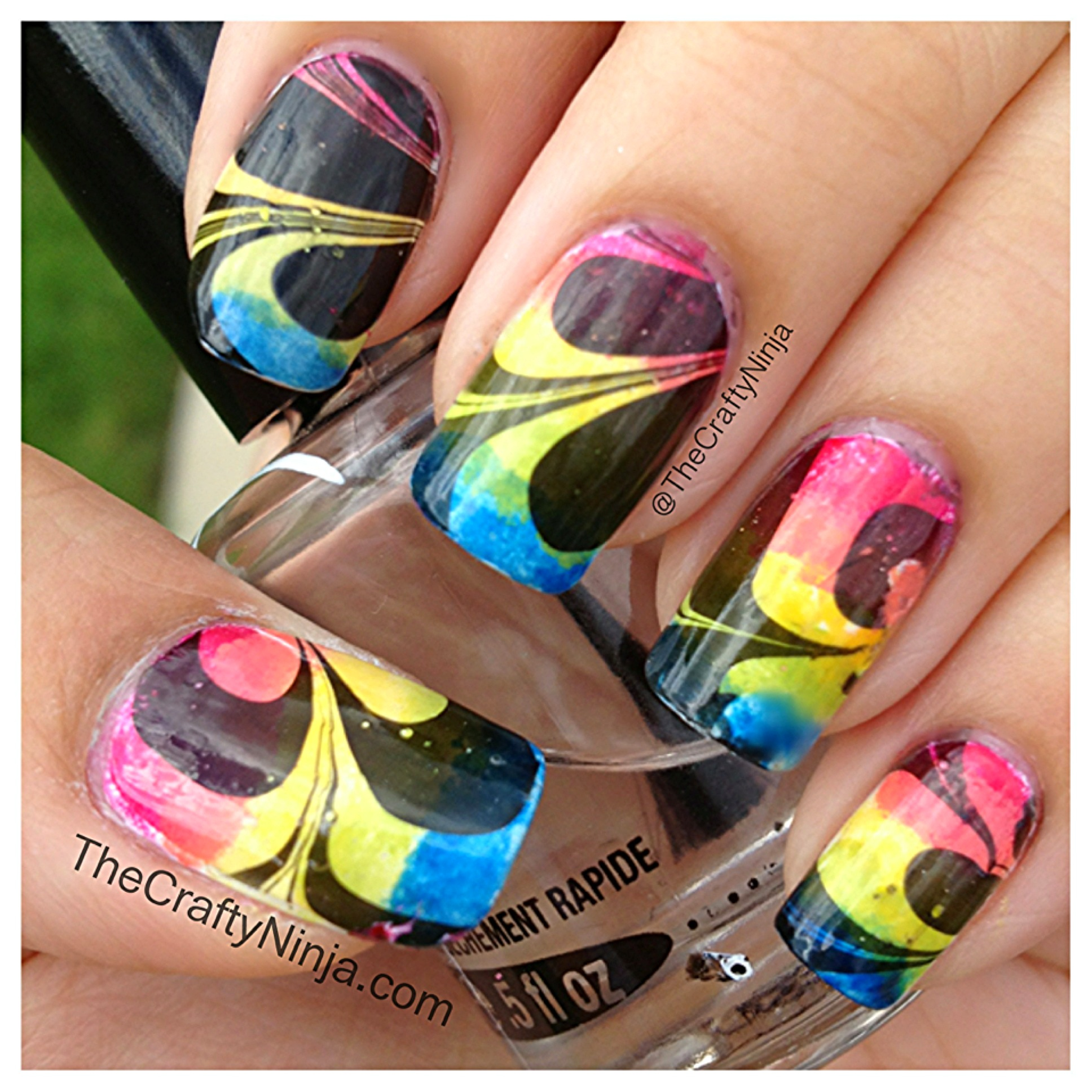 What Is Room Temperature Water For Marble Nails